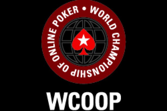 2008 PokerStars World Championship of Online Poker (WCOOP) Day 2 Report 0001