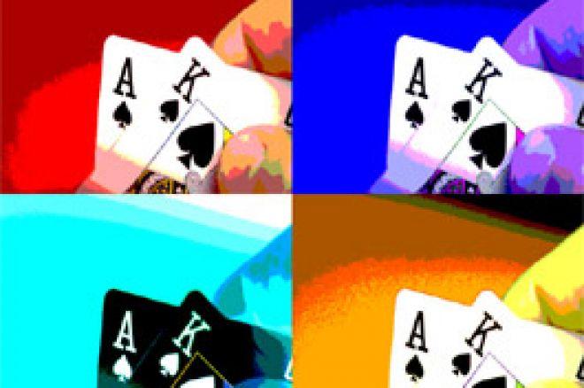 Poker & Pop Culture: Moss & Dandolos, Dazzling with Dollars 0001