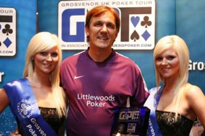 Tony Cascarino wins GUKPT Bolton, a huge weekend for live and online tournaments 0001