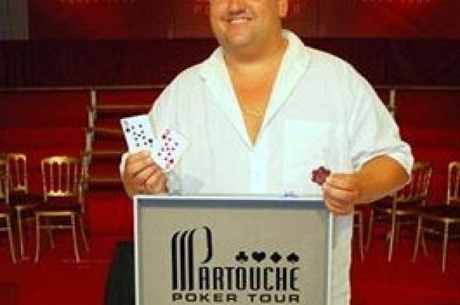 Alain Roy couronné au Partouche Poker Tour 2008 0001
