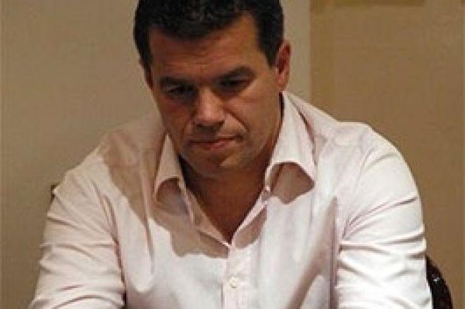 EPT Barcelone 2008 Jour 1a : Michael Murra, joueur amateur et chip leader 0001