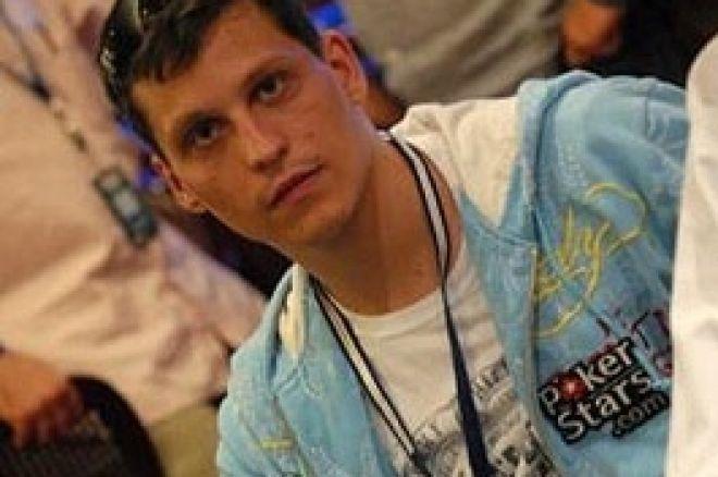 EPT BarcelonePokerstars  2008 Jour 1b : le champion WSOP Ruthenberg prend la main 0001
