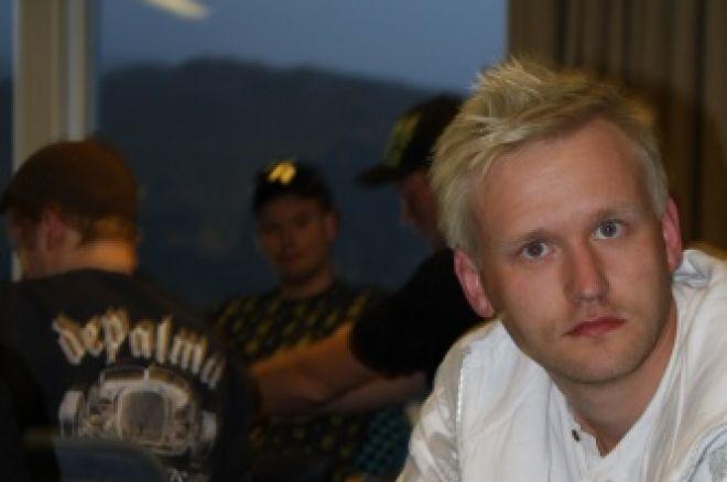 Ronny Johansen eneste norske igjen i EPT Barcelona 0001