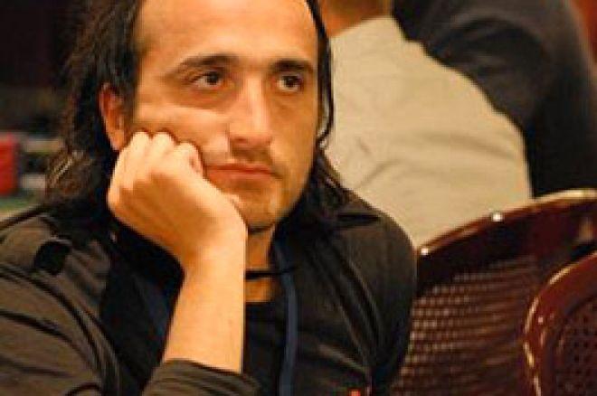 PokerStars.net EPT Barcelona, Day 2: Davidi Kitai Holds Top Spot 0001