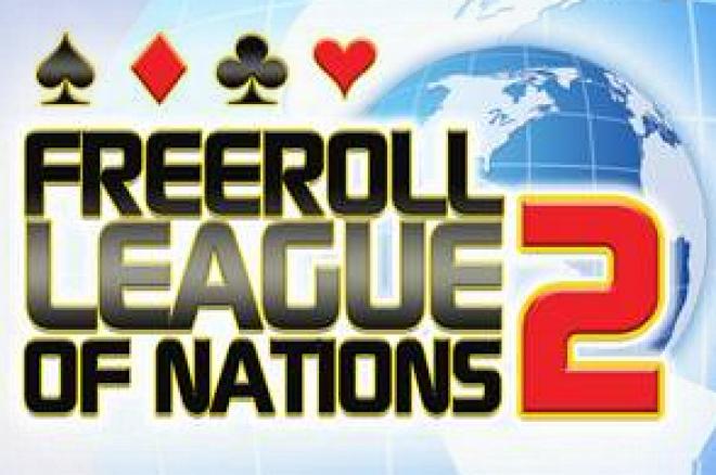 Фрийрол Лига на Нациите 2 - Турнир #3 е Днес 0001