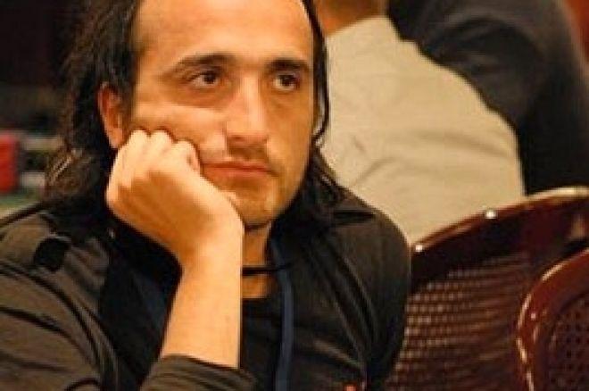 PokerStars EPT Barcelona, Dia 2: Davidi Kitai na Liderança 0001