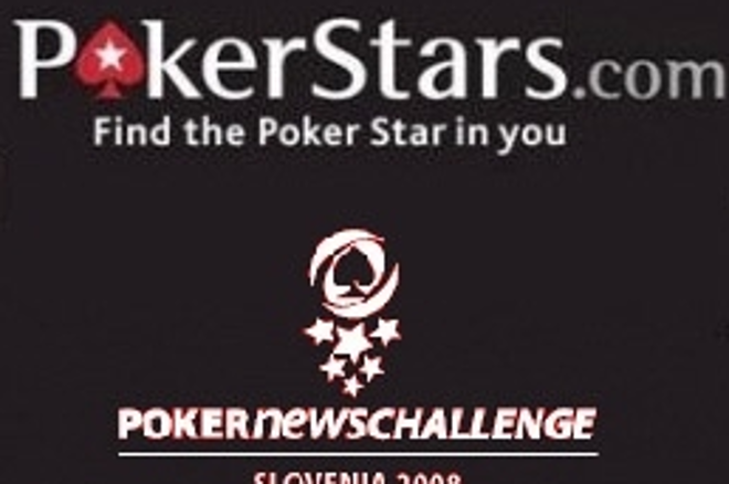 PokerStars Дава Пакети за Slovenian PokerNews Challenge 0001
