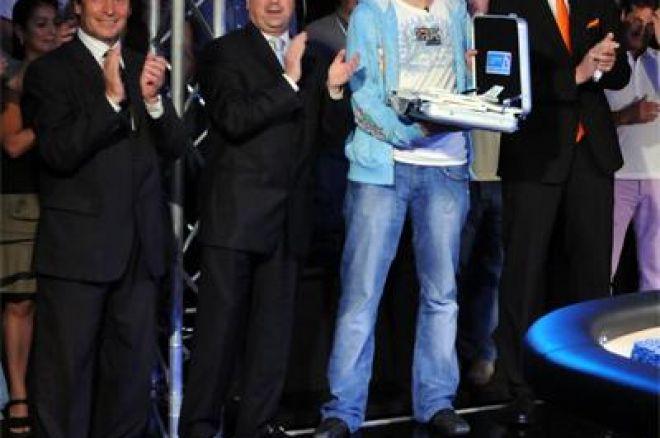 Sebastian Ruthenberg vinner EPT Barcelona 0001