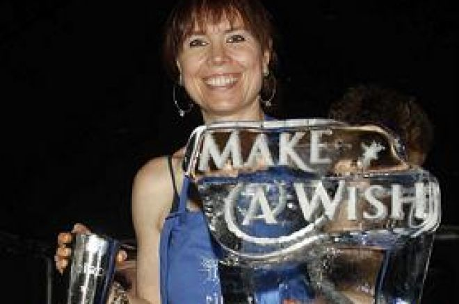 PokerNews Exclusive Interview With Annie Duke! 0001