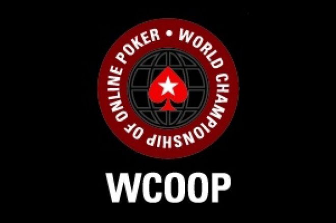 PokerStars World Championship of Online Poker 2008 (WCOOP): Resumo do Dia 10 0001