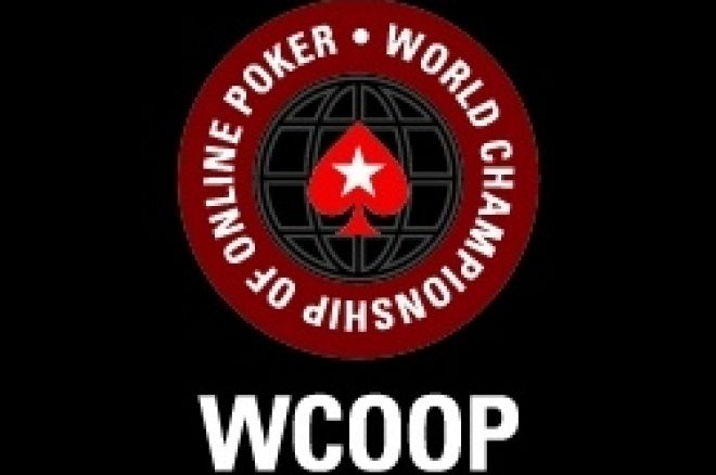 PokerStars 2008 WCOOP Day 11 Summary Report: Five-way Deal in $1,000+50 NLHE 0001