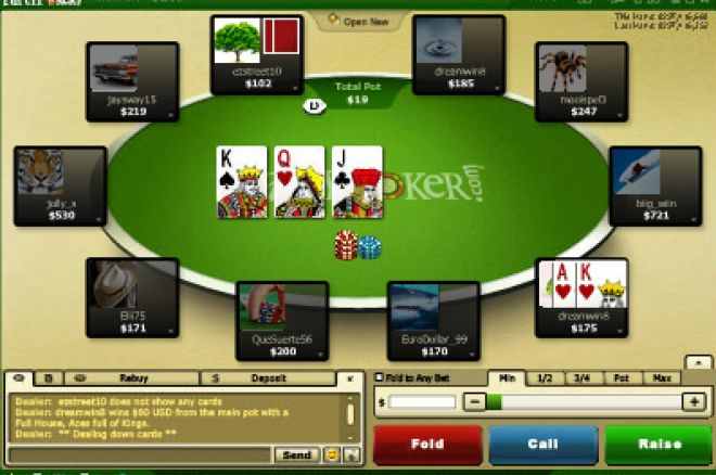 Espreitamos o Novo Look da Party Poker! 0001