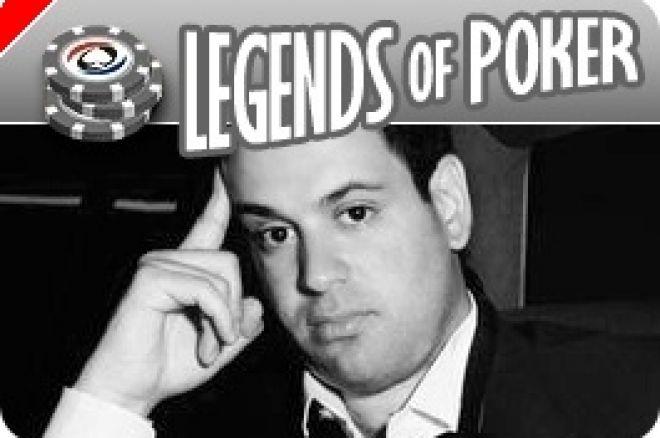 Joueur de poker professionnel et journaliste: Roland De Wolfe 0001