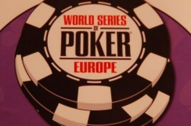 Dag 1b av event #1 i WSOPE 2008 i London 0001