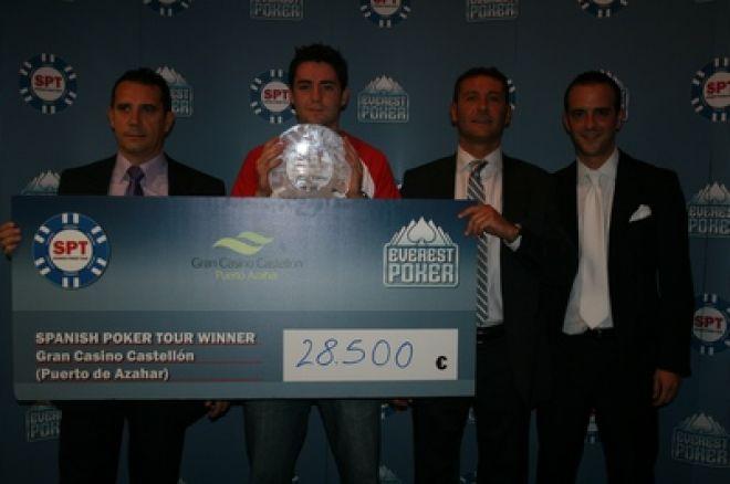 Javier Martínez gana el SPT de Castellón 0001