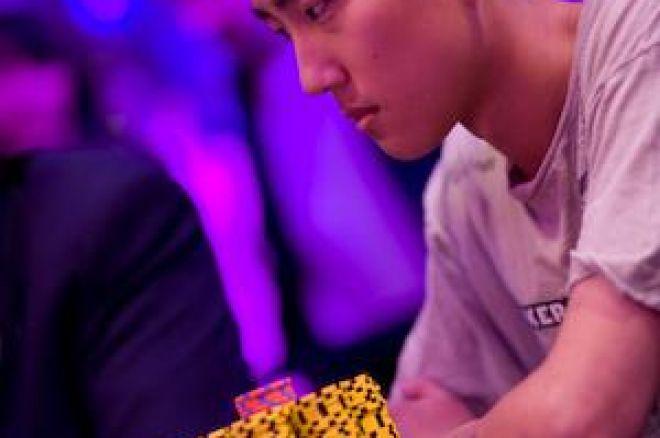 WSOPE Събитие #1, £1,500 NLH, Ден 2: Junglen Води на... 0001