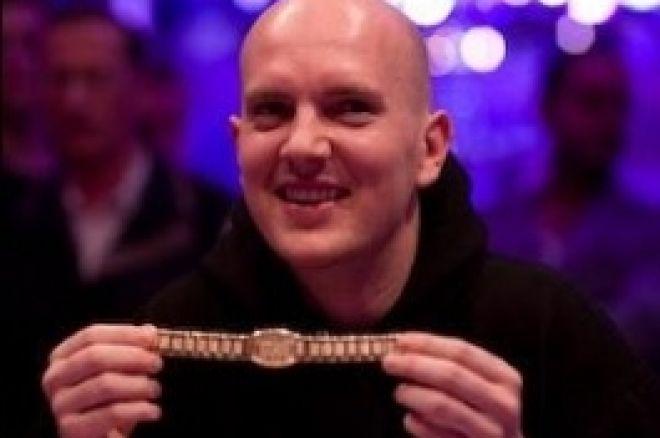 Jesper Hougaard Venceu Evento #1 do WSOP Europe 0001