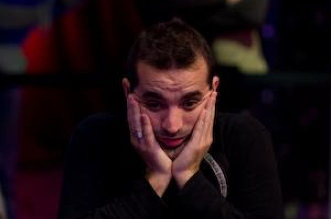 Raúl Páez entre los 11 mejores del HORSE de las WSOP-E 0001