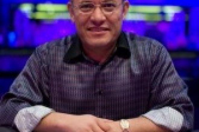 Afghanistan vinner sitt andre WSOP bracelet i historien ved Sherkhan Farnood 0001