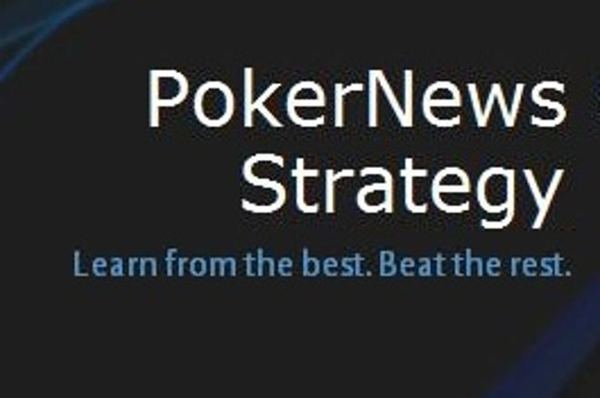 PokerNews Strategi - officiel lancering 0001