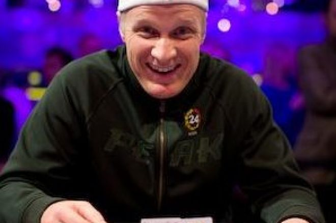 WSOPE Event #3, £5,000 Pot-Limit Omaha Final: Theo Jorgensen Mines Gold 0001