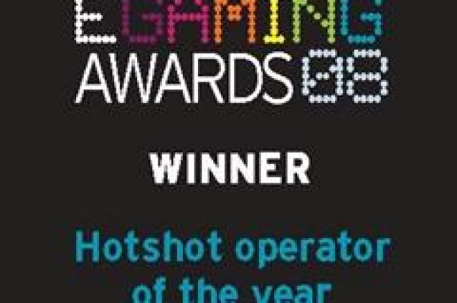 PKR Poker Venceu o Prémio 'Hotshot Operator of the Year' nos eGaming Review Awards 0001