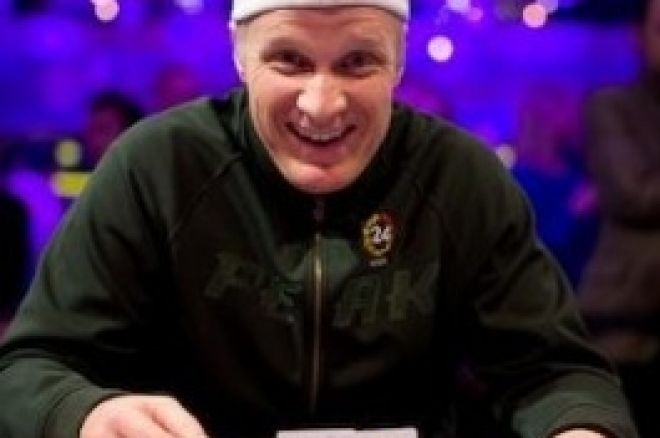Theo Jorgensen Venceu o Evento #3 , £5,000 Pot-Limit Omaha  do WSOPE 0001