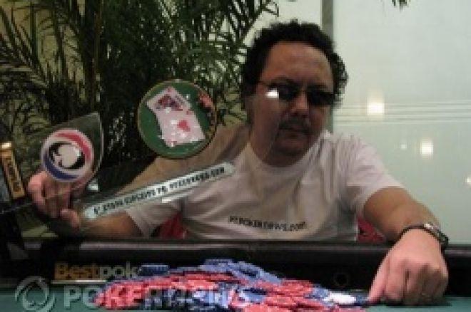 Virgílio Aoki Campeão 6ª Etapa Circuito PT.PokerNews 0001
