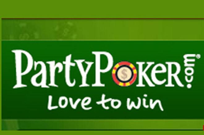 Party Poker Comemora Lançamento do Novo Sofware com Mais de $4 Milhões em Promoções 0001