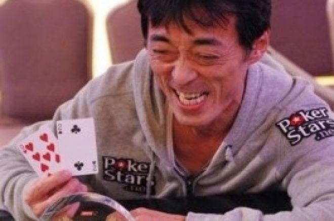 Yoshihiro Tasaka vinner PokerStars APPT Seoul 0001