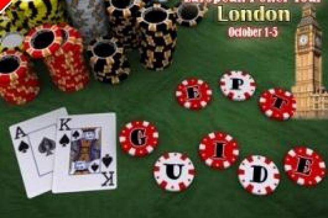 PokerStars EPT Лондон 0001