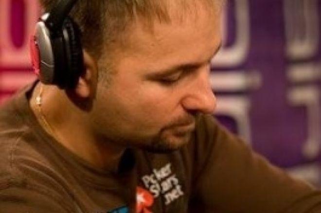 WSOPE 2008 Main Event, £10,000 NLHE Den 1b: Daniel Negreanu vede 0001