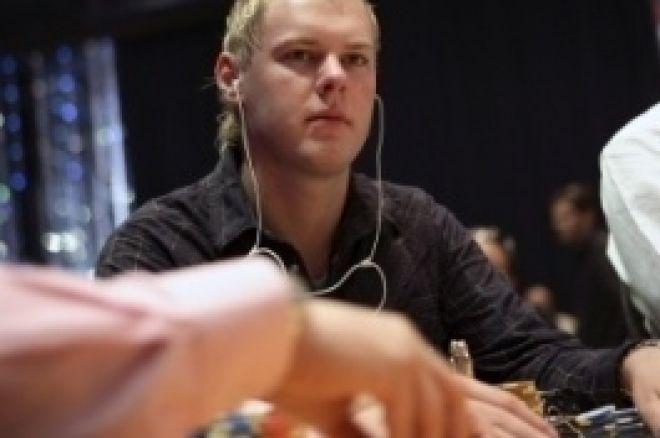 WSOP Europa Main Event - Kongsgaard glippede finalebordet 0001