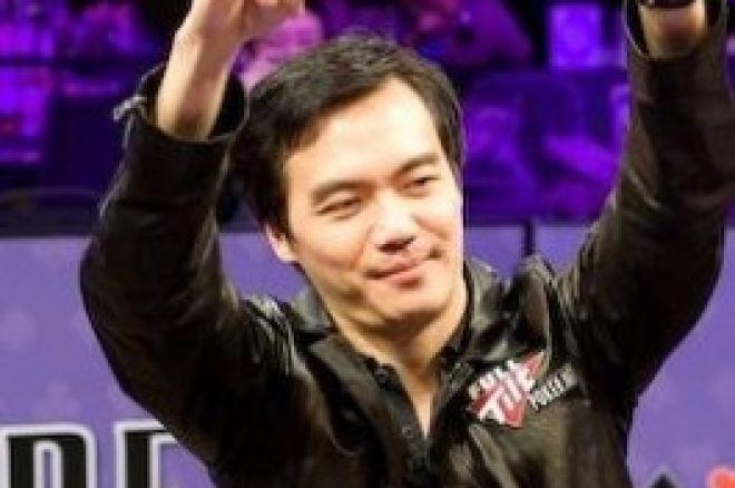WSOPE £10,000 NLHE Main Event, Τελικό Τραπέζι: Ο John Juanda... 0001