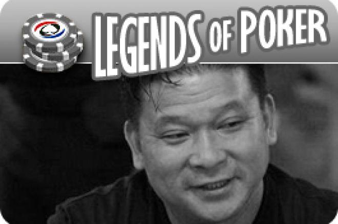 Johnny Chan - Poker Legend 0001