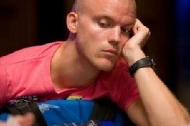 Taani mängija Peter Jepsen langes keerulise pettusekatse ohvriks 0001