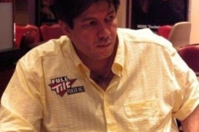 European Poker Tour High Rollers Londres - Day 1 - David Benyamine au sommet 0001
