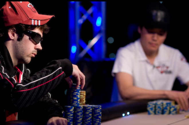 PokerStars.net EPT Лондон £1 Million Showdown Ден 2: Mercier... 0001