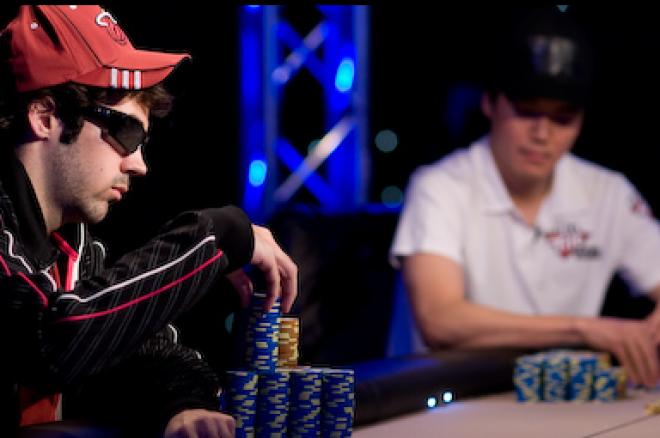 PokerStars.net EPT Лондон £1 Million Showdown Ден 2: Mercier Предотврати Двоен Успех на Ju 0001
