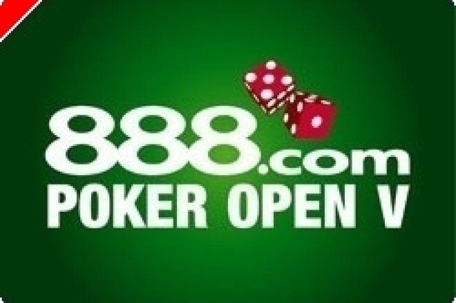 Representa Portugal no 888 Poker Open V – Por Apenas $1! 0001