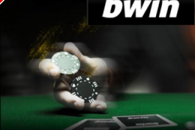 BWIN Poker  Приветства България 0001