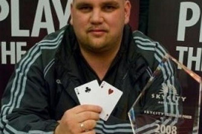 Daniel Craker vinner PokerStars APPT Auckland 0001