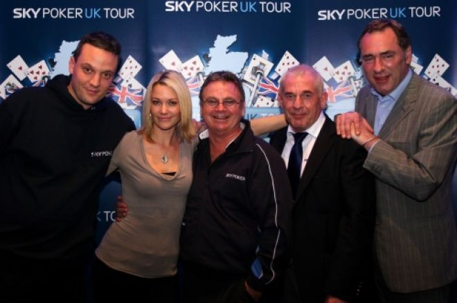 The Sky Poker Tour goes to Scotland, the Pokernews Cup has begun and more 0001