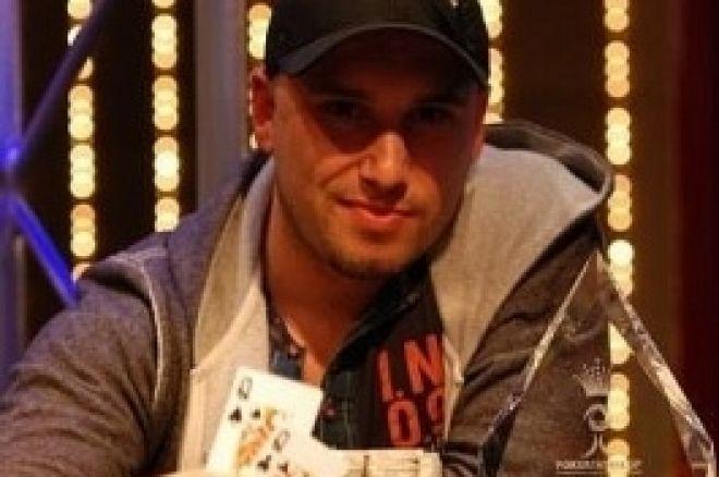 Copa PokerNews, Evento 1: El australiano Harry Ligos se lleva el torneo inaugural 0001