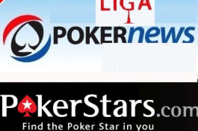 Liga PT.PokerNews III Torneio - Terça-feira 21 Outubro 0001