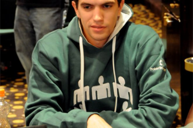 André Andrade na FT do Event#5 PokerNews Cup 0001