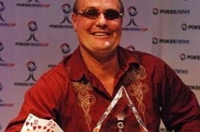 扑克新闻杯第三场比赛: $240 PLO w/ 再次买入: Jamie Pickering Surges 获胜 0001