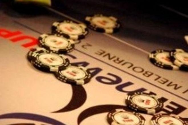 PokerNews Cup Australia, Turniej #5, Tony G Celebrity Shootout, Dzień 1: Nagrody Rozdane... 0001