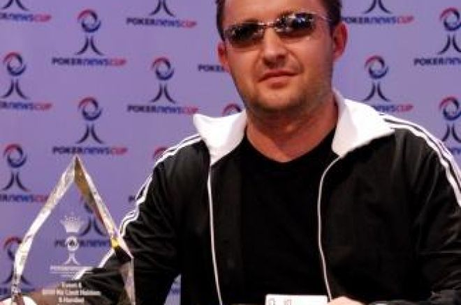 PokerNews Cup, Събитие #6, $550 No-Limit Hold'em 6-max: Martin Cardno... 0001