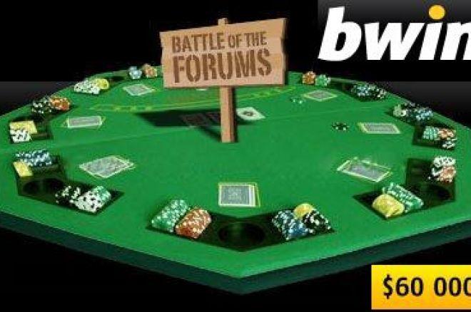 Битка на Форумите в Bwin Poker 0001